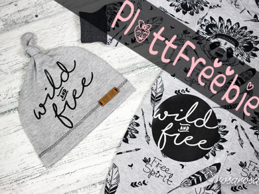Wild&Free Plotter Freebie
